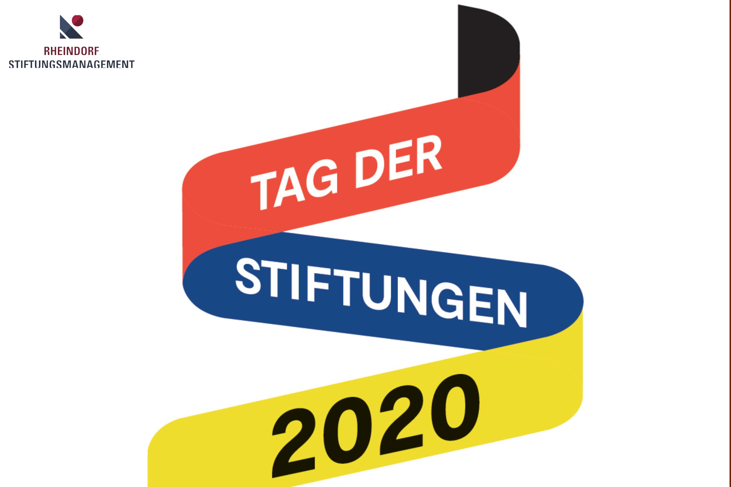 Tag der Stiftungen: 1. Oktober 2020