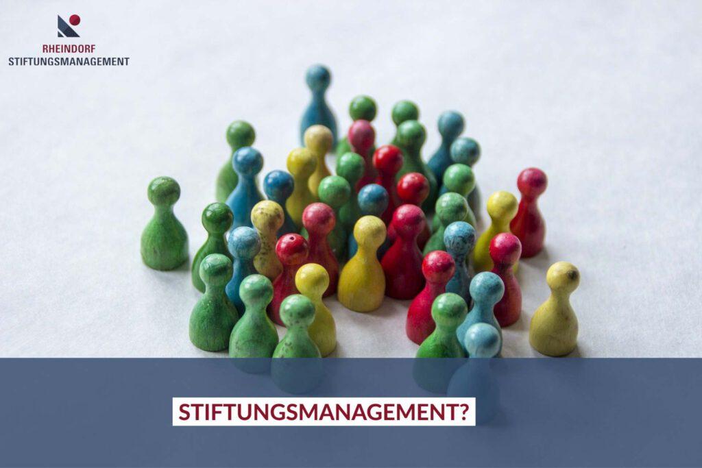 Stiftungsmanagement